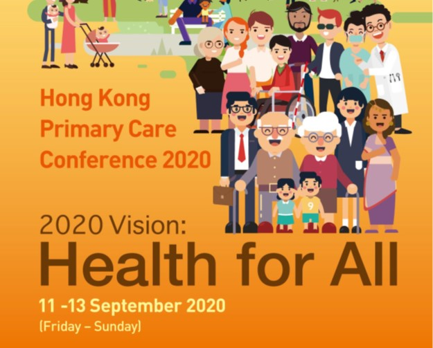 Posters Presentation at Hong Kong Primary Care Conference 2020